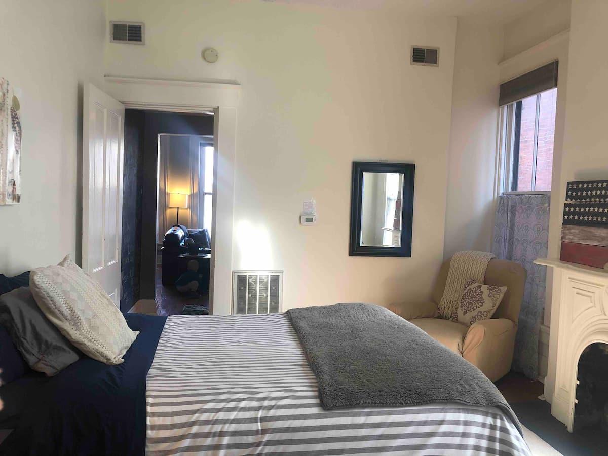 Cheap Cincinnati Airbnb