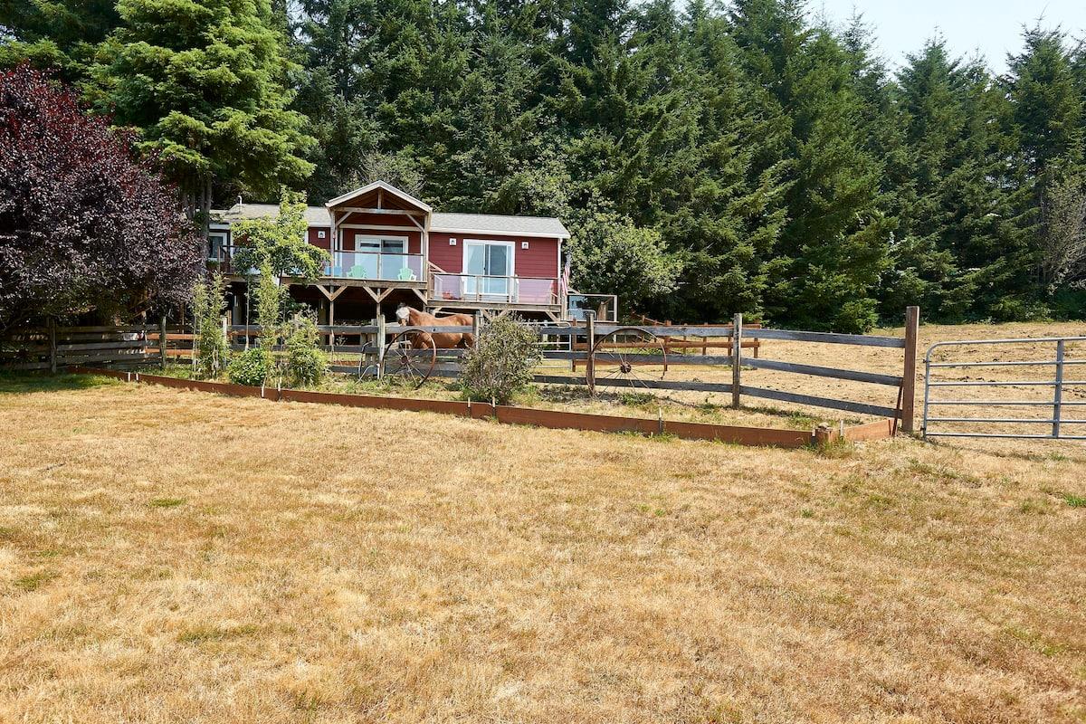 Cottage Airbnb Oregon Coast