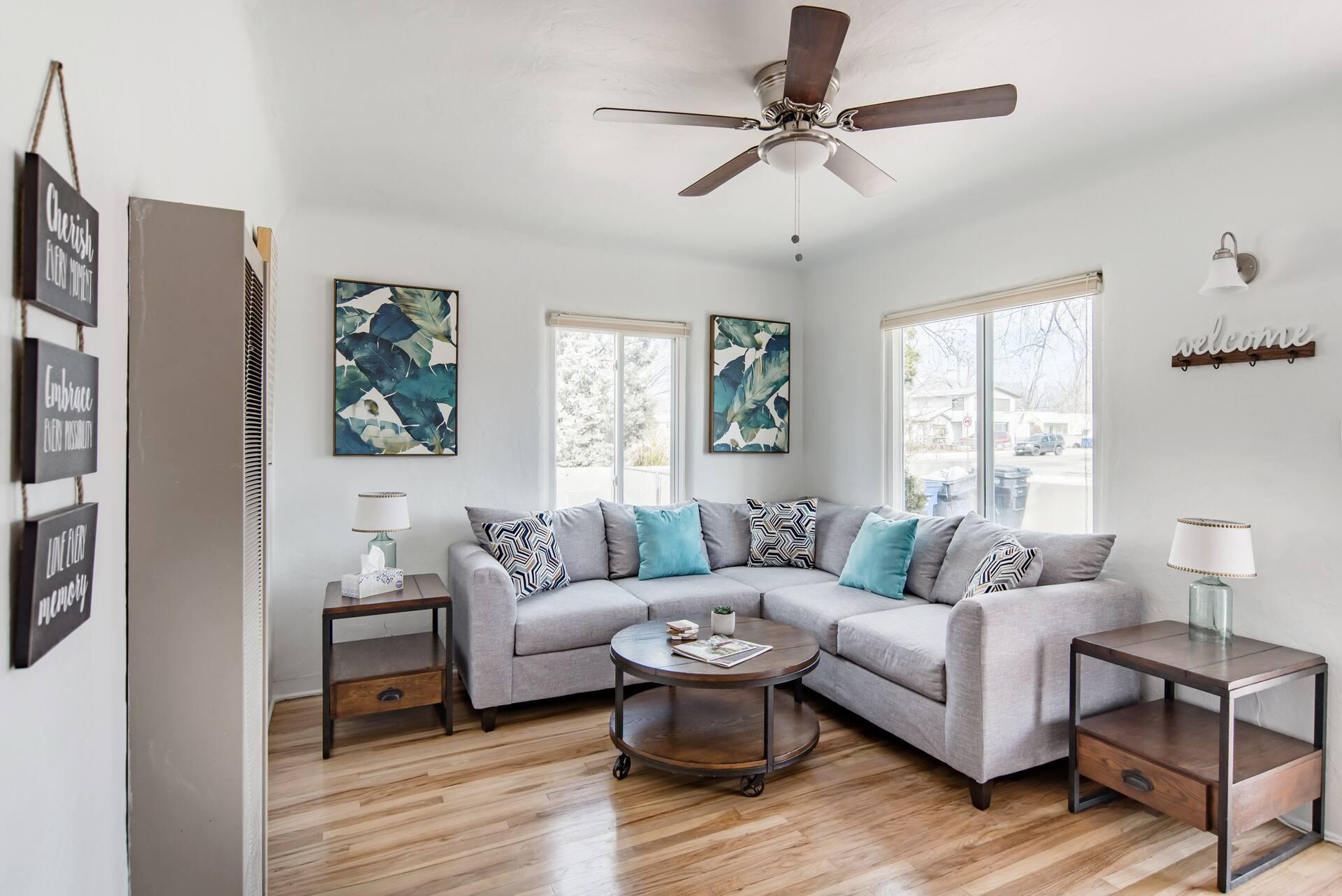 Downtown Airbnb Albuquerque