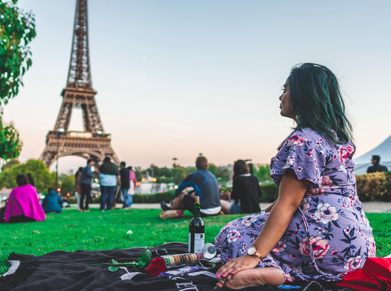 Eiffel Tower Paris Captions