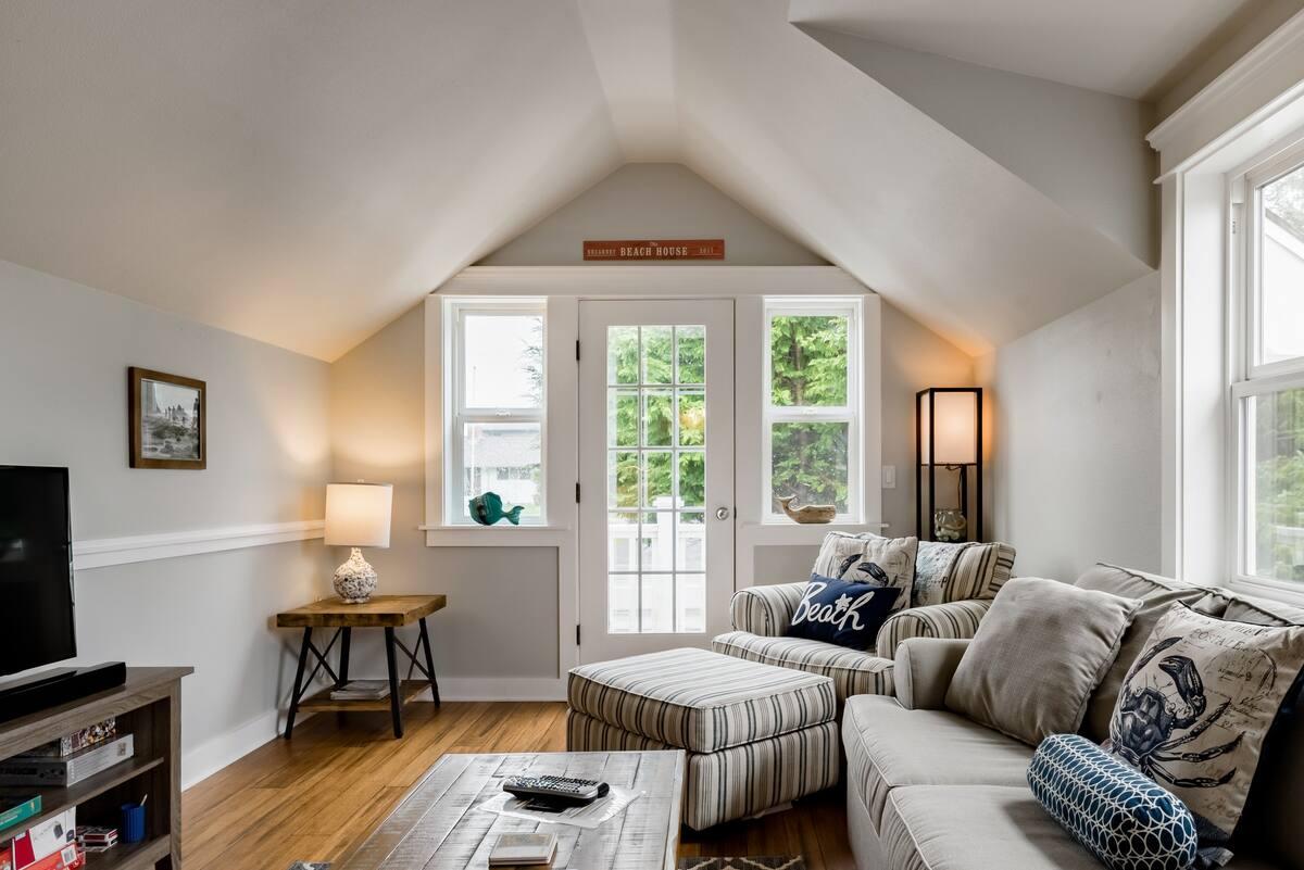 Family Airbnb Oregon Coastline