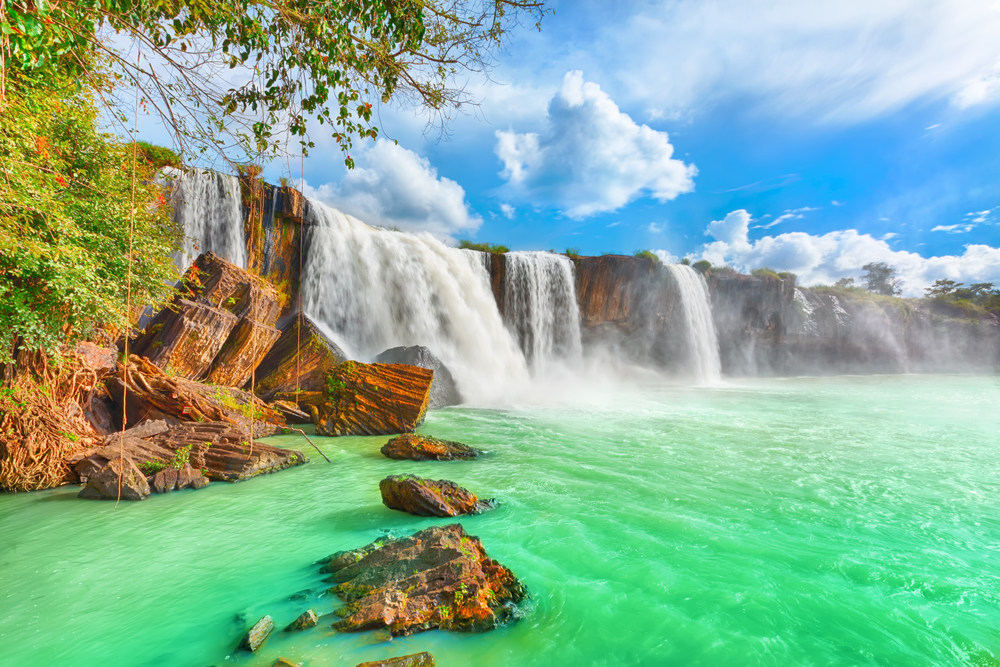Funny Quotes About Waterfalls