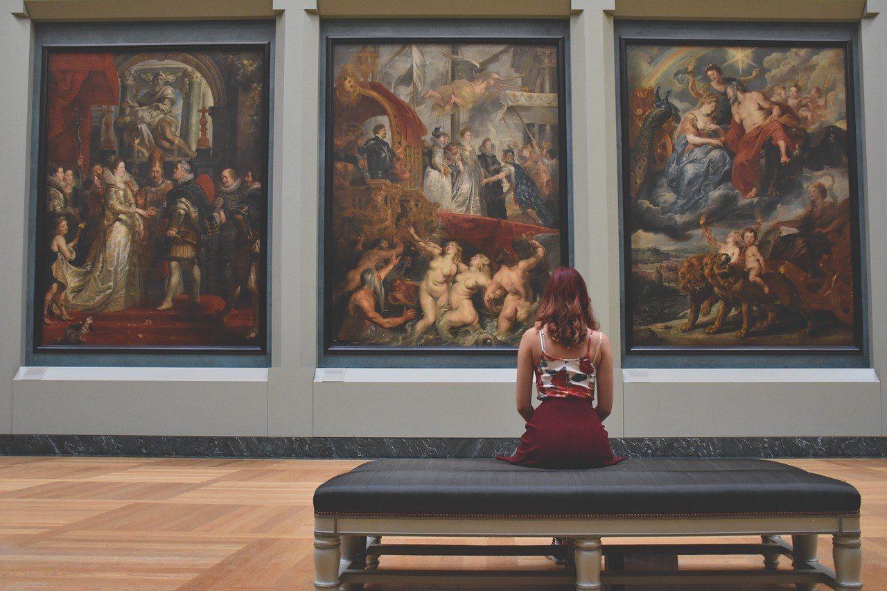 Louvre Paris Quotes