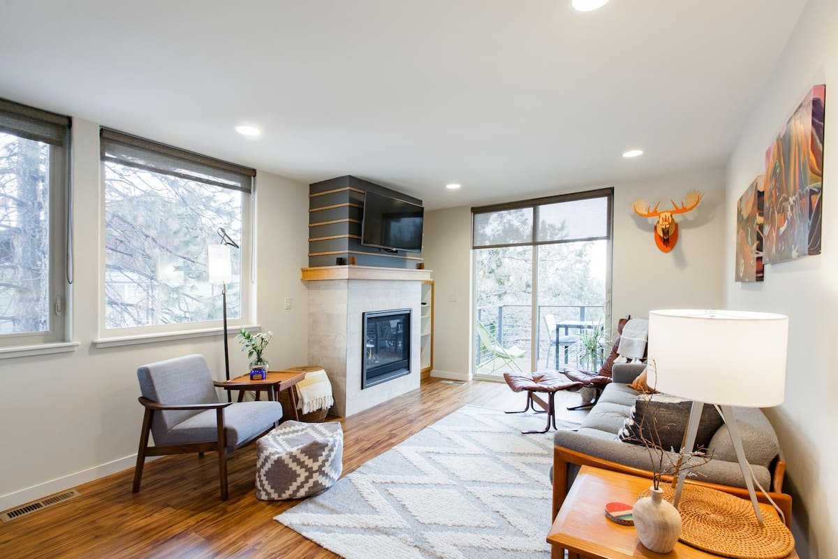Luxury Airbnb Bend Oregon