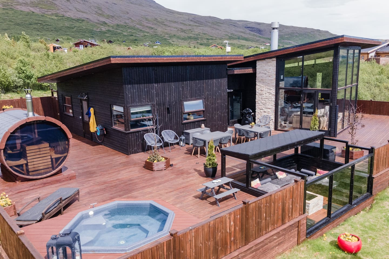 Luxury Airbnb Iceland