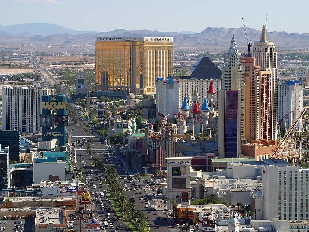 Quotes about Las Vegas