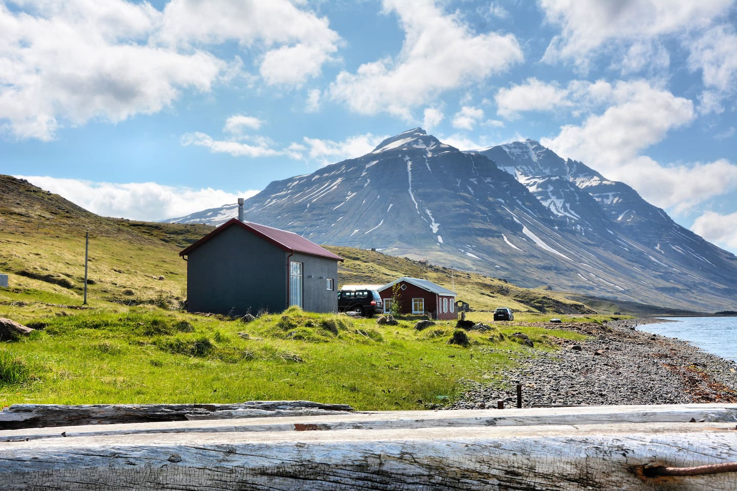 Remote Airbnbs in Iceland