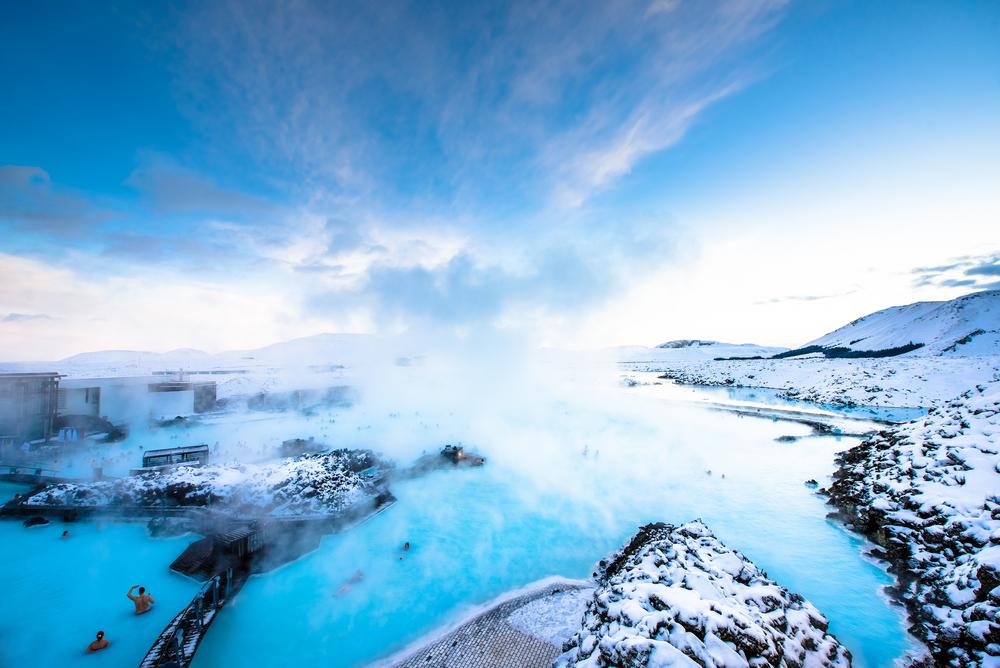 Romantic Iceland Airbnb Blue Lagoon