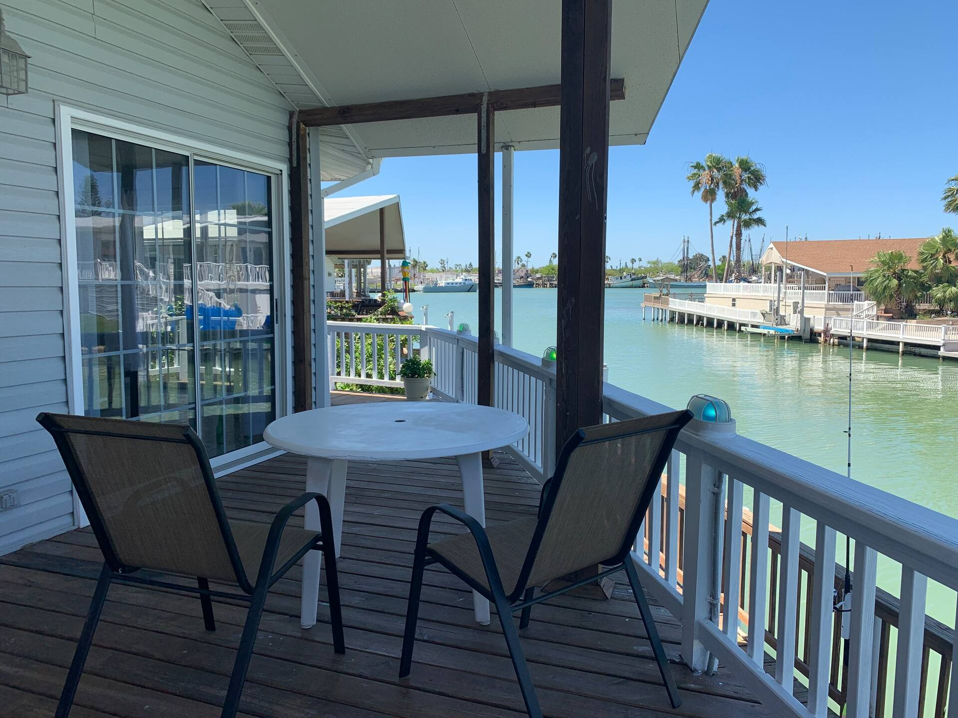 South Padre Island Canal Airbnb