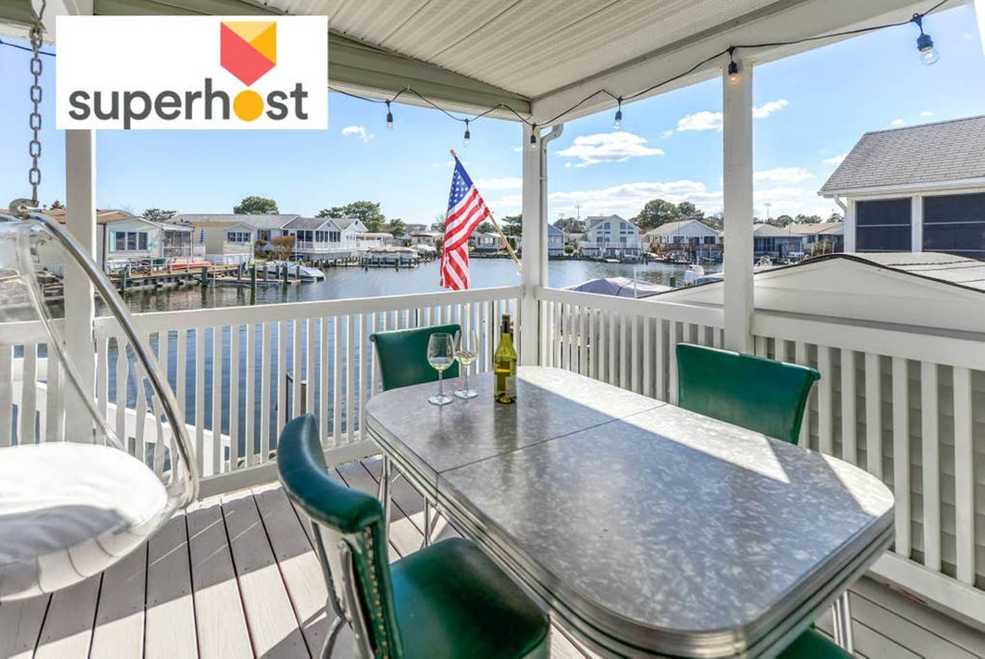 Superhost Airbnb Ocean City Maryland
