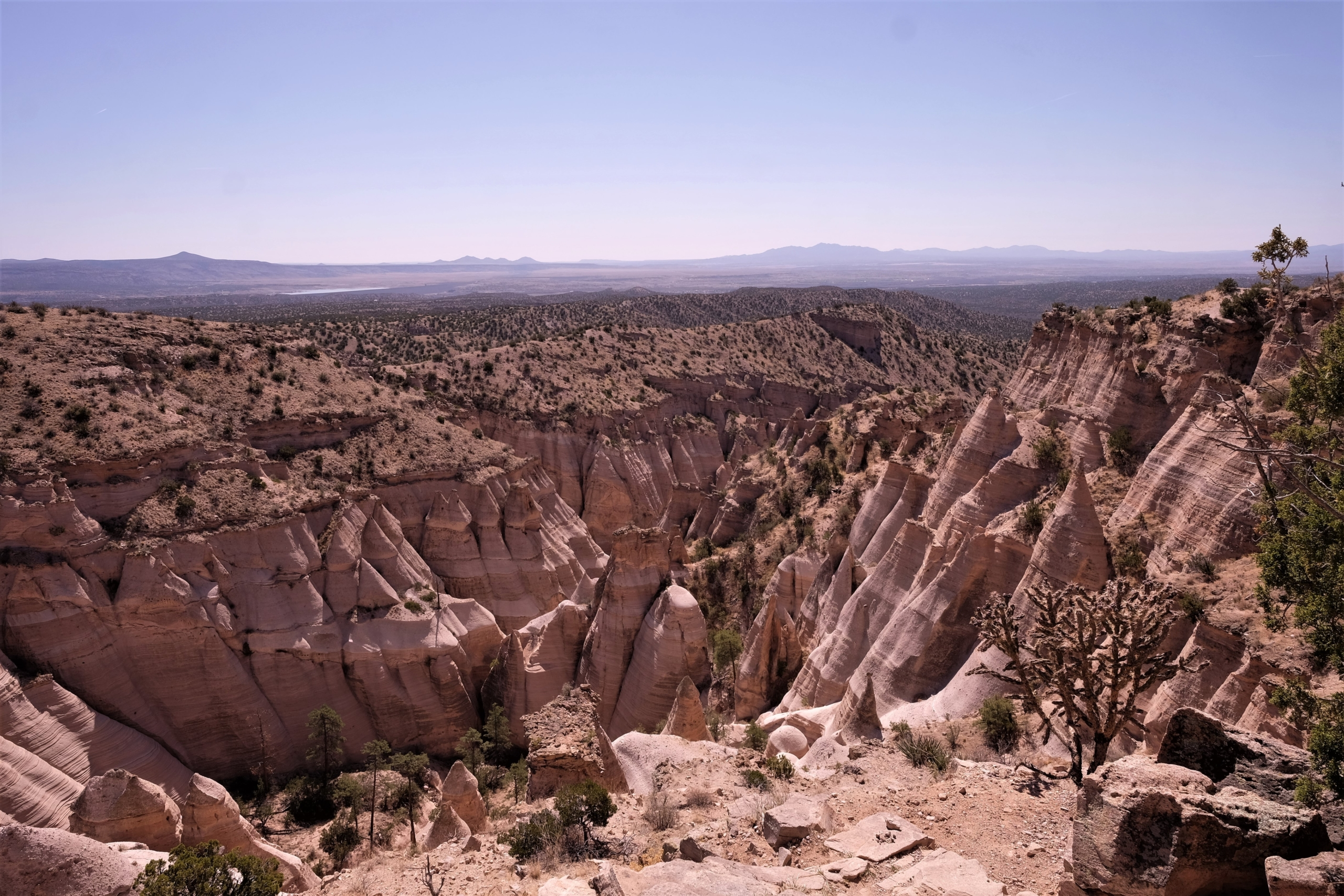 Tent Rocks NM Albuquerque
