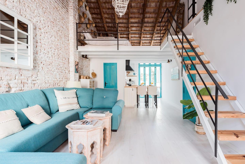 Unique Airbnb Spain