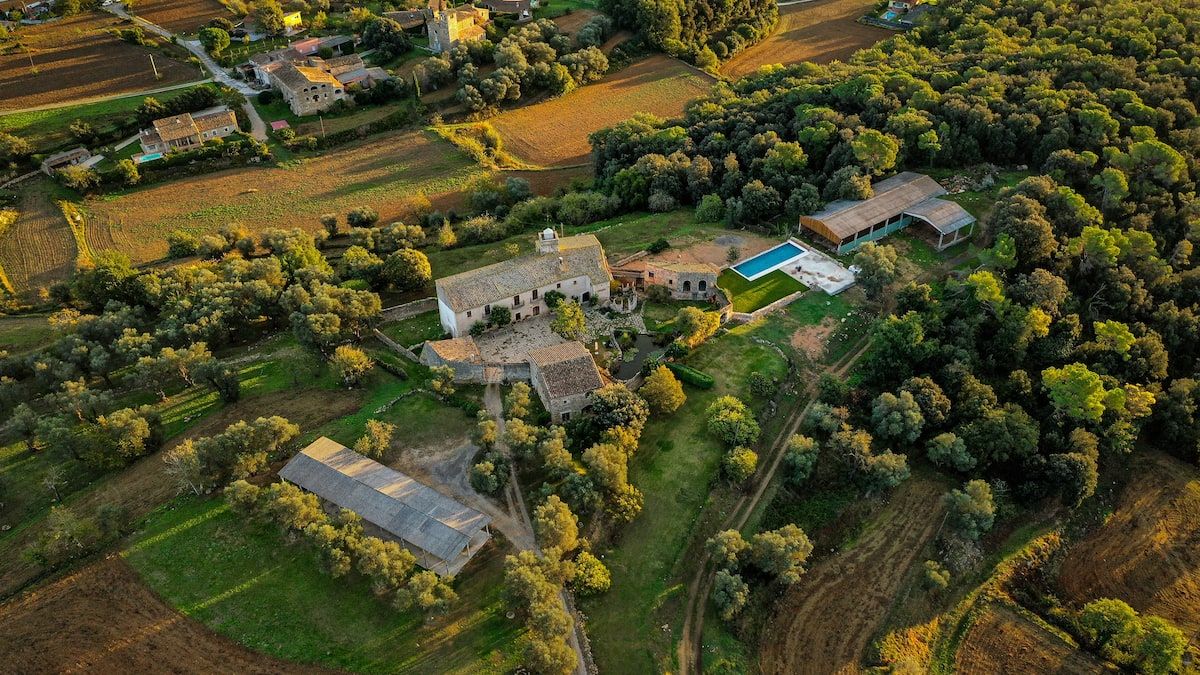 Unique Airbnbs in Spain