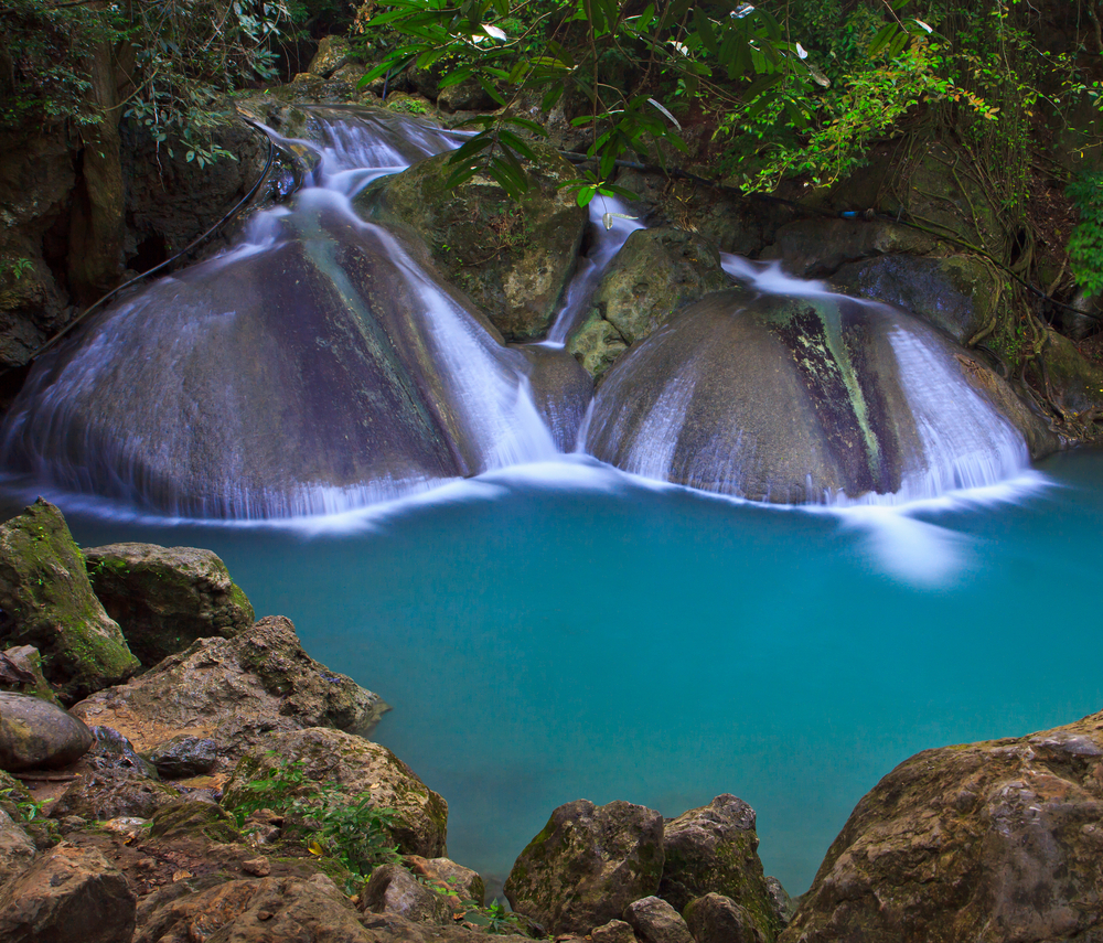 Waterfall Meditation Quotes