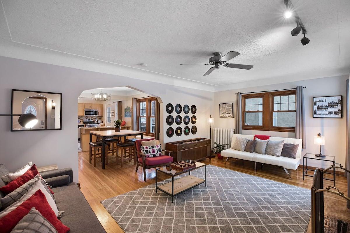 best airbnb minneapolis 2021