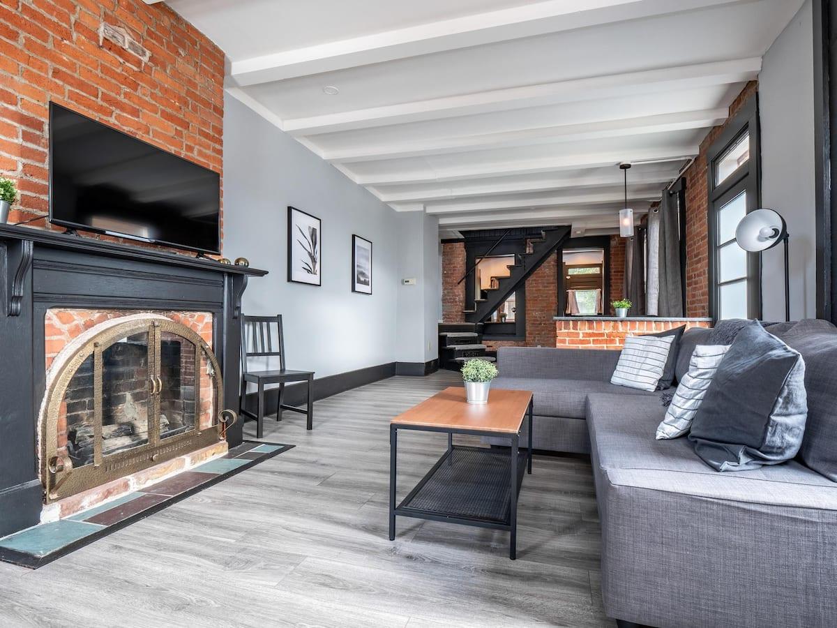 luxury airbnb columbus ohio