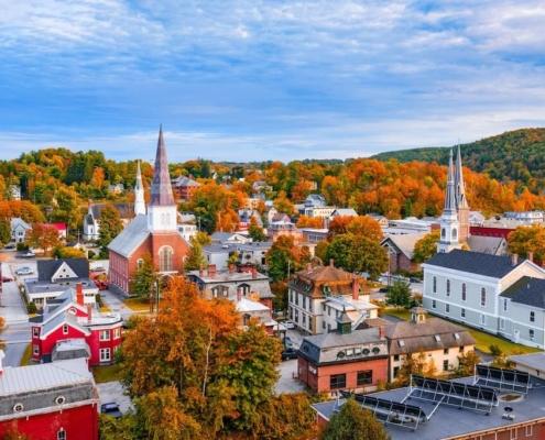 Airbnb Burlington Vermont