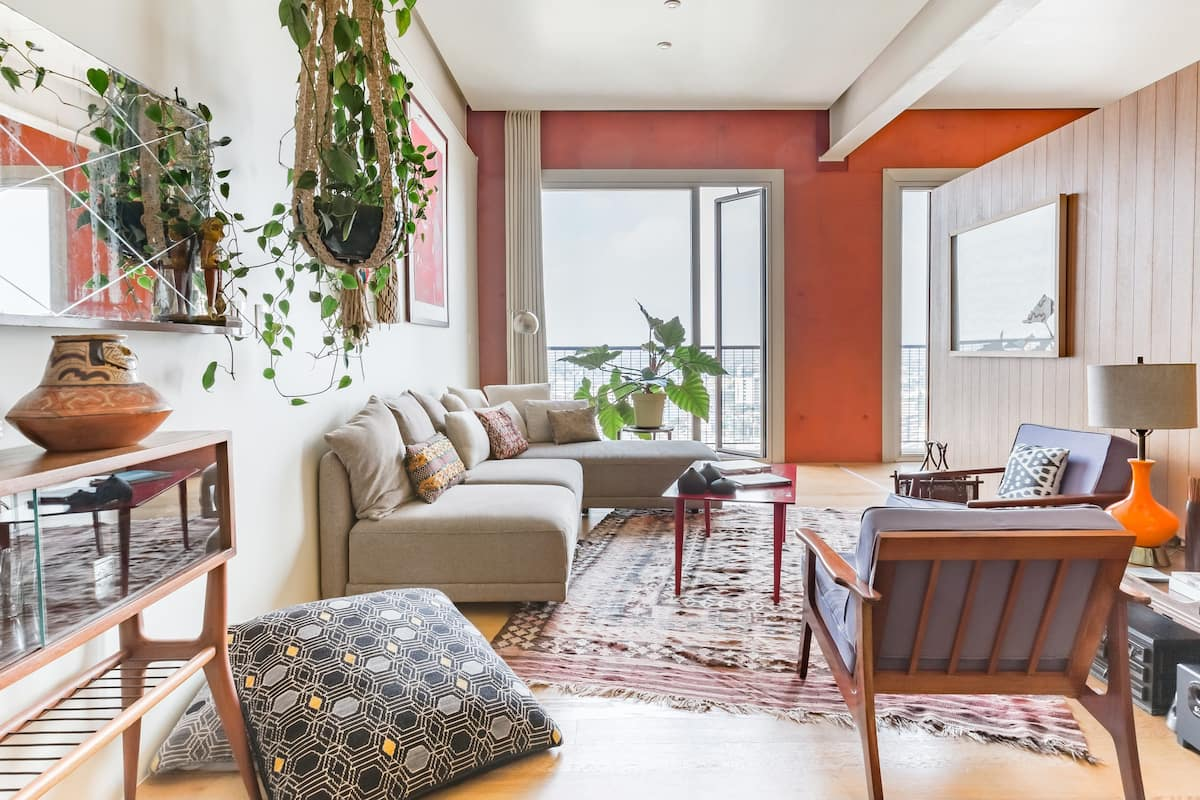 Airbnb Mexico City