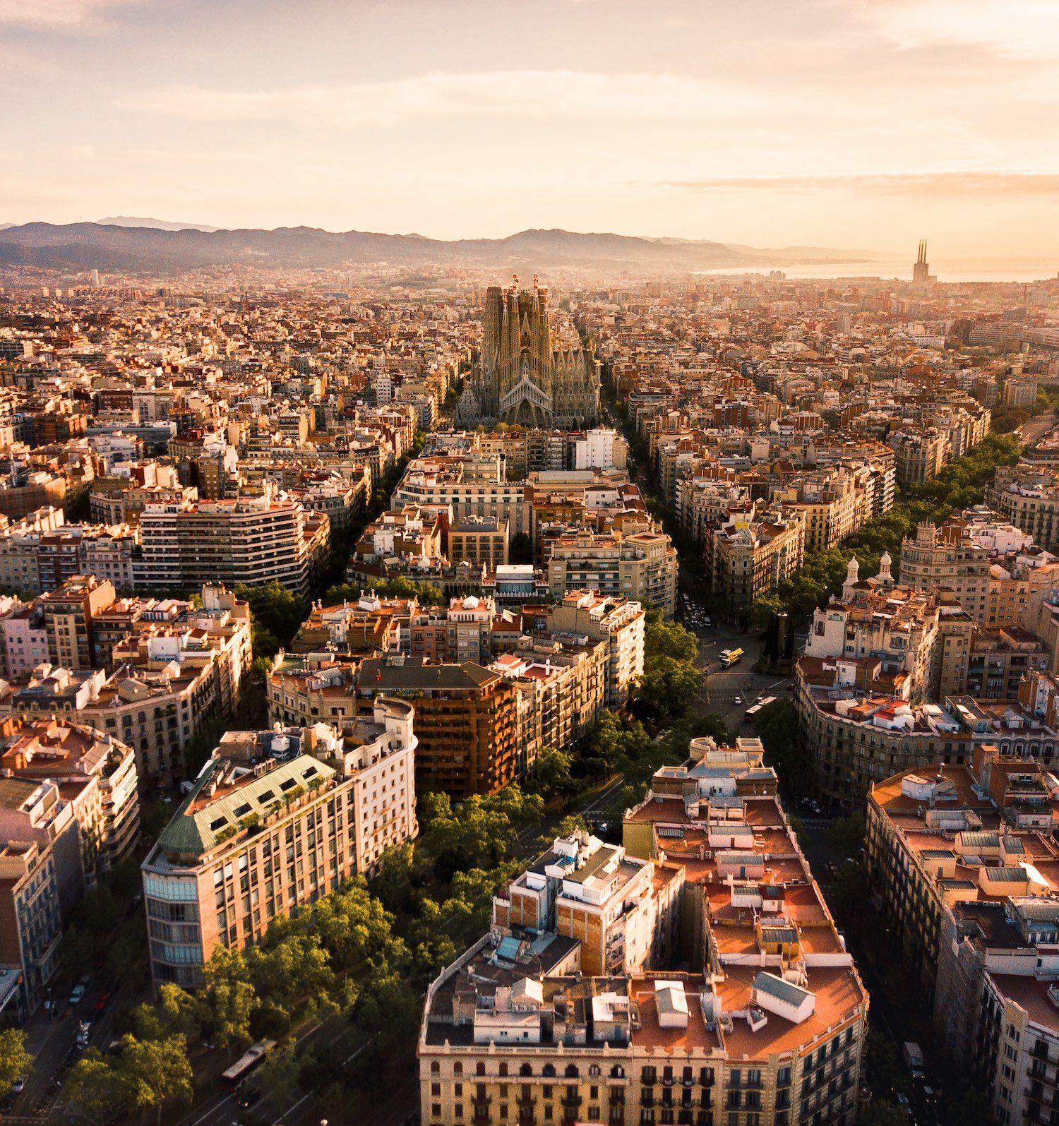 Barcelona Captions