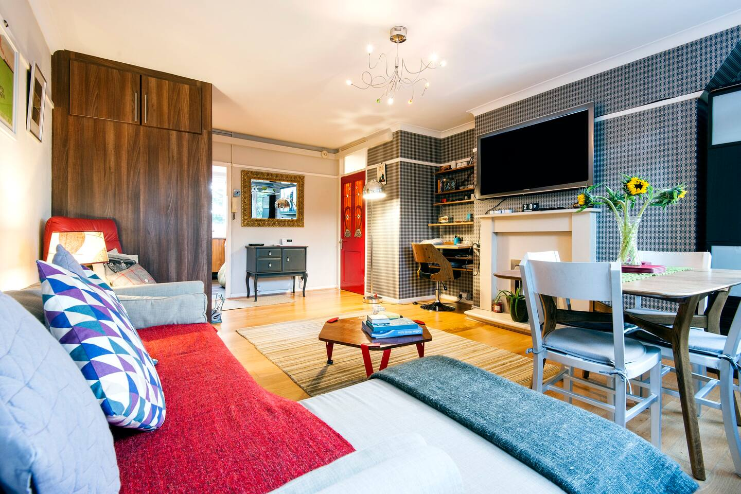 Cool Airbnbs in London