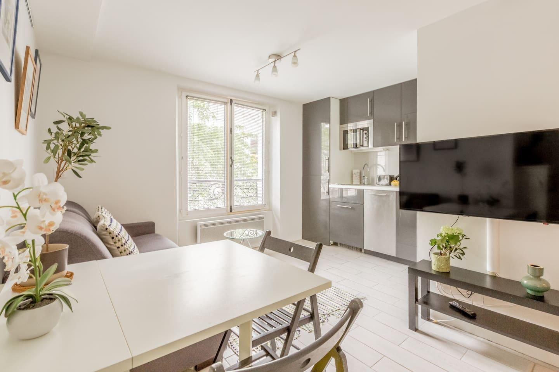 Edgar Suites Bellan - Airbnb in Paris