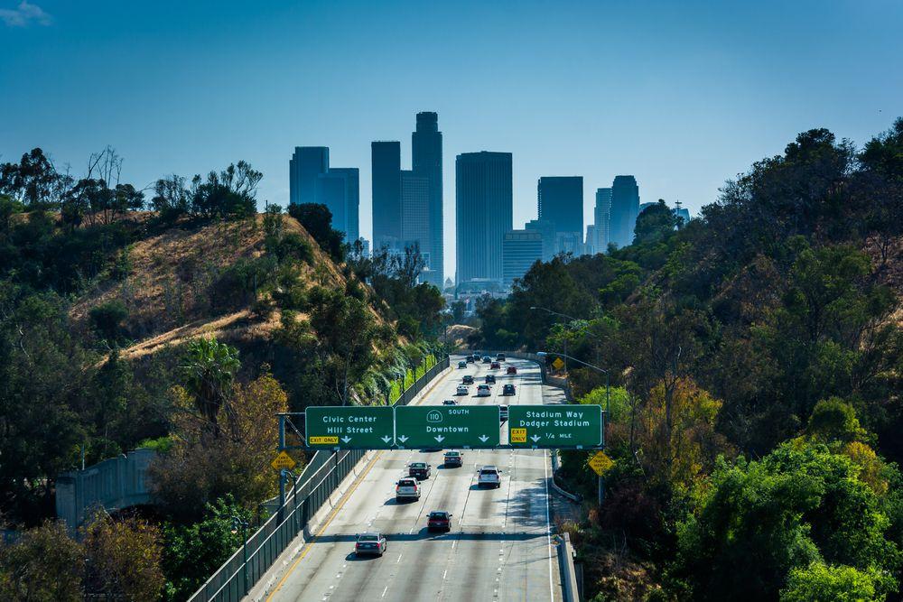 Los Angeles Captions