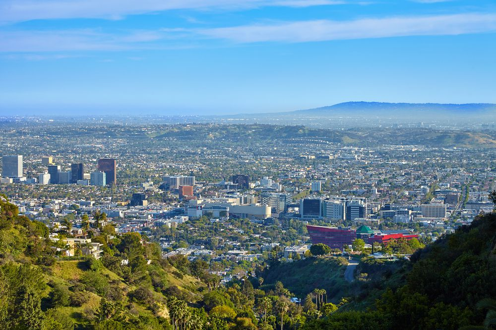 Los Angeles Hiking Quotes