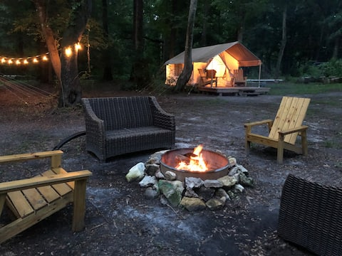 Luxury Glamping In Florida