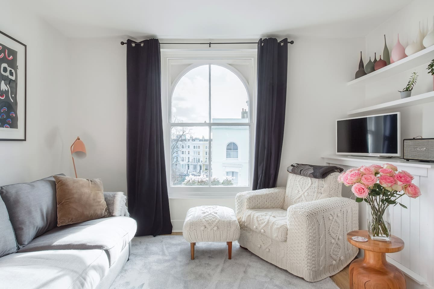 Notting Hill Airbnb London