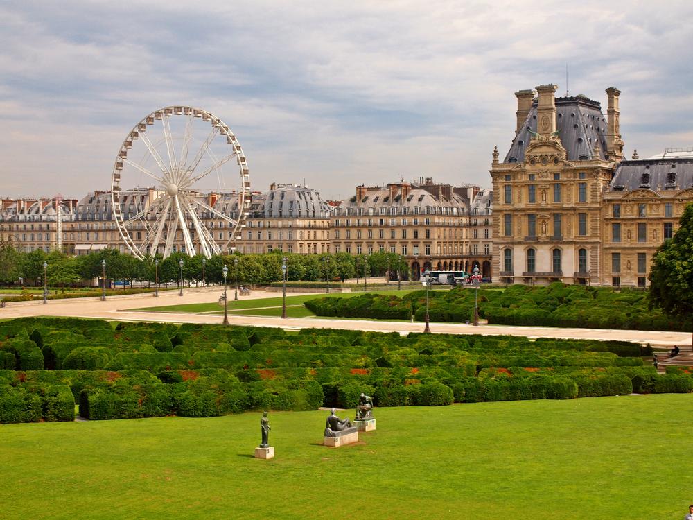 Paris Lourve Airbnbs
