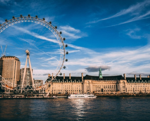 Quotes about London