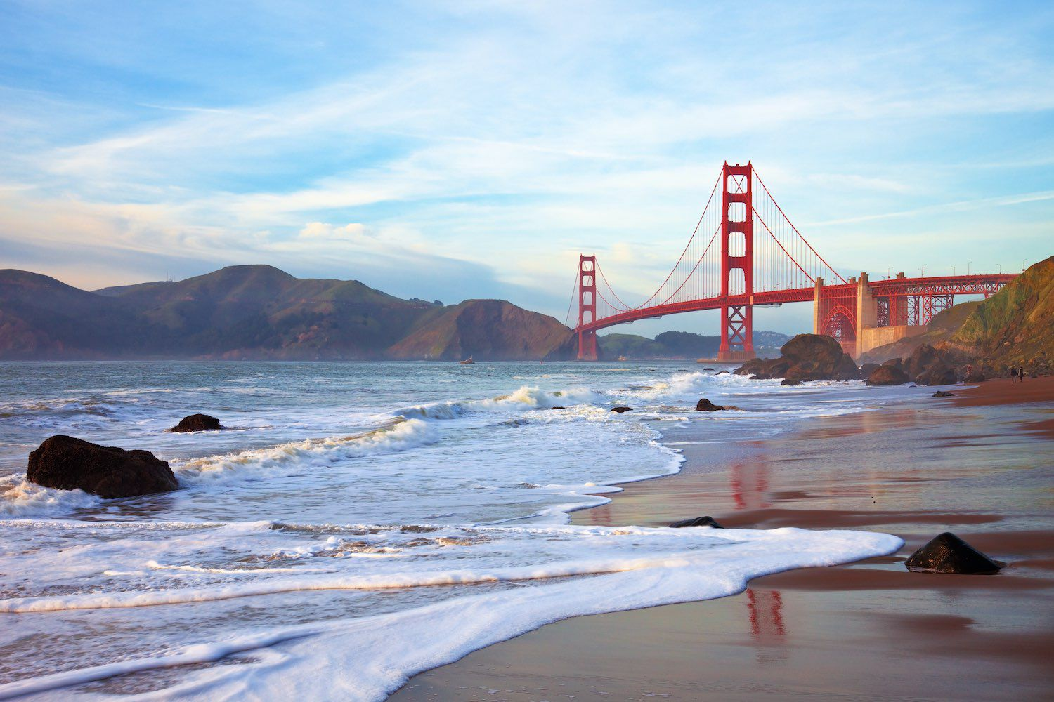 Quotes about the Golden Gate Bridge