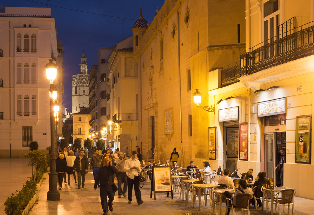 Spain Quotes About Food
