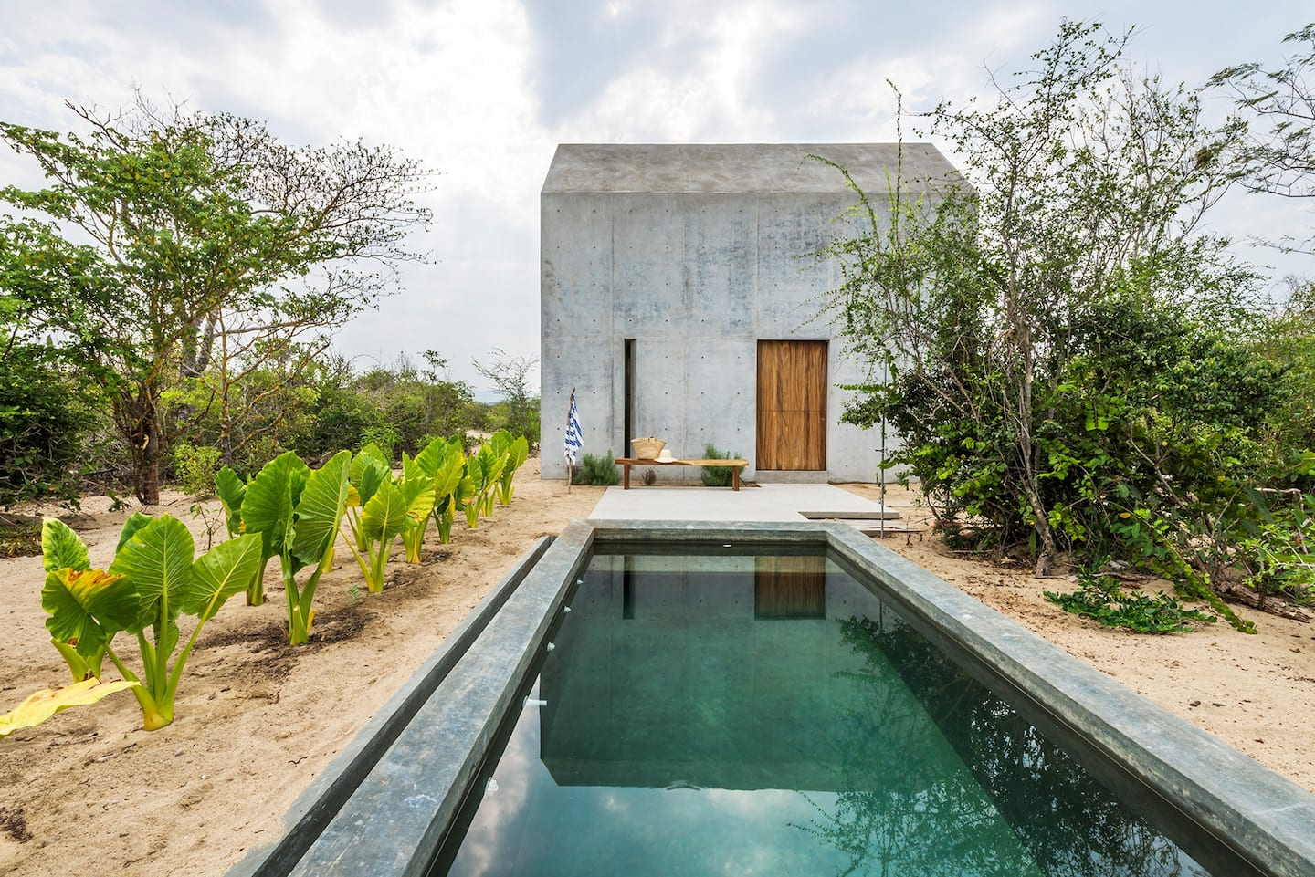 Tiny Home Airbnb Mexico