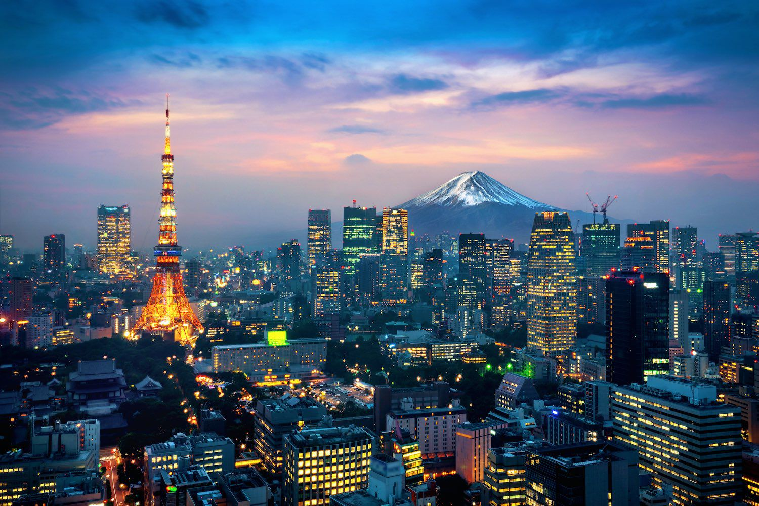 2 Days in Tokyo Itinerary