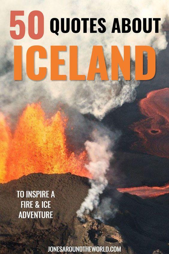 Iceland Quotes instagram Captions