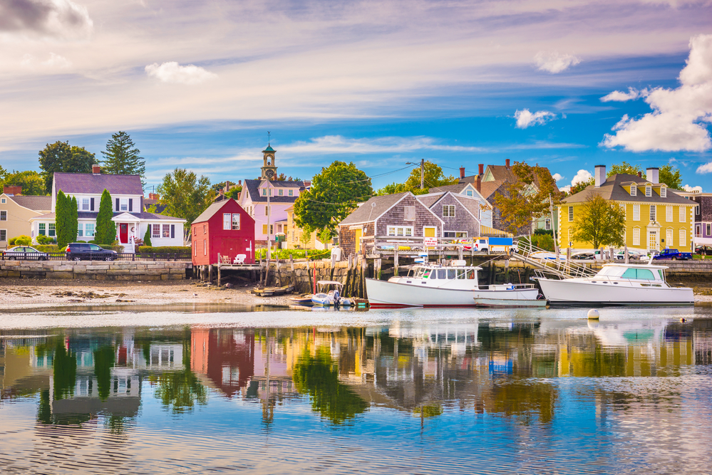 Luxury Glamping in New England