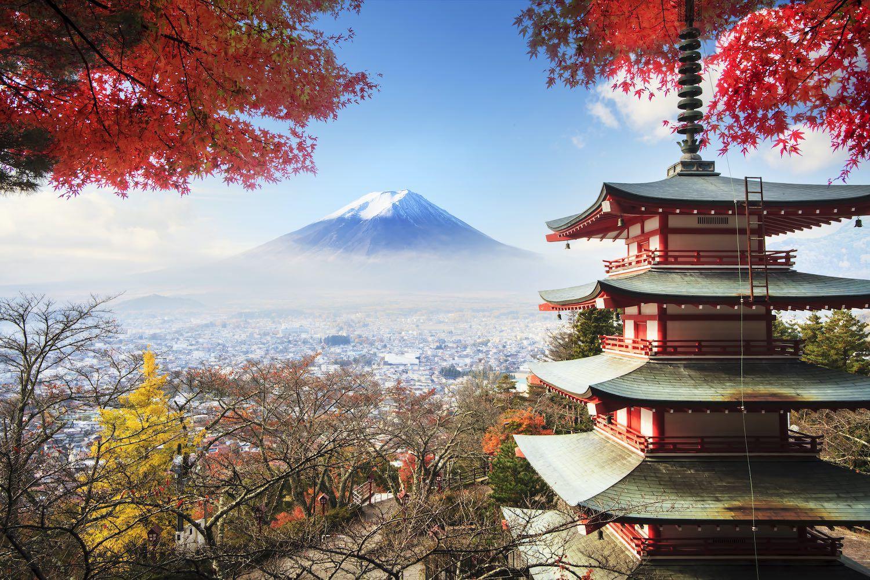 Mt Fuji, Tokyo, Japan
