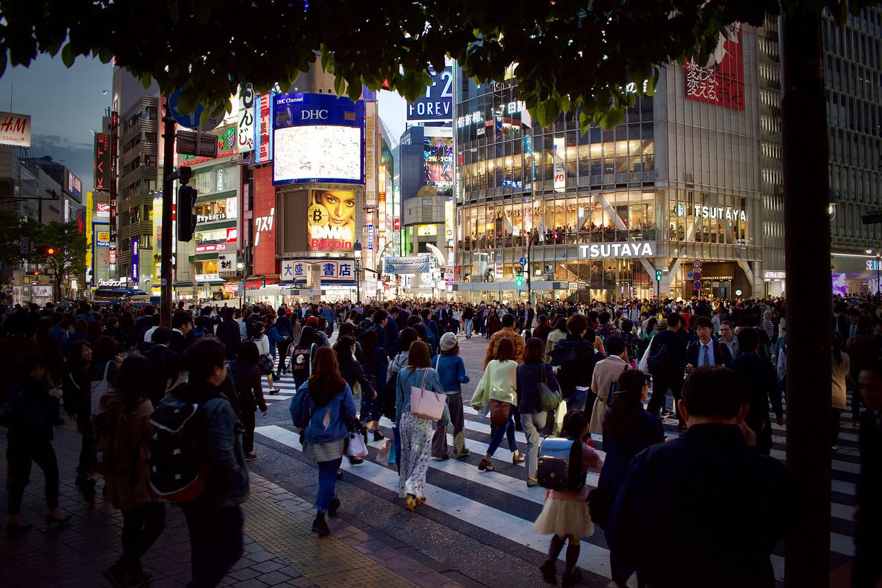 Shibiyu - Things to see in Tokyo in 2 Days