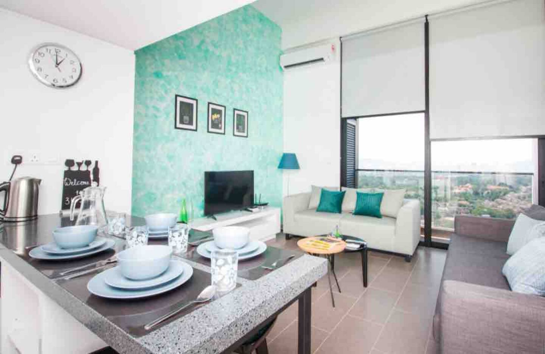 Affordable Kuala Lumpur Airbnb