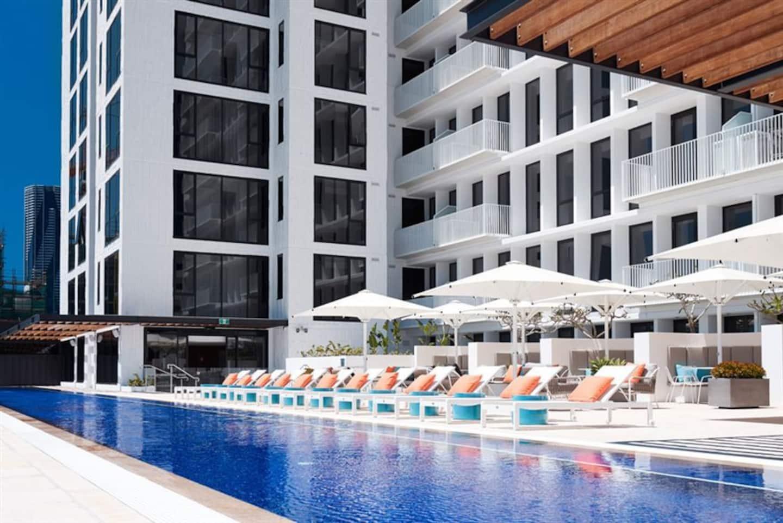 Airbnb Brisbane CBD with Pool