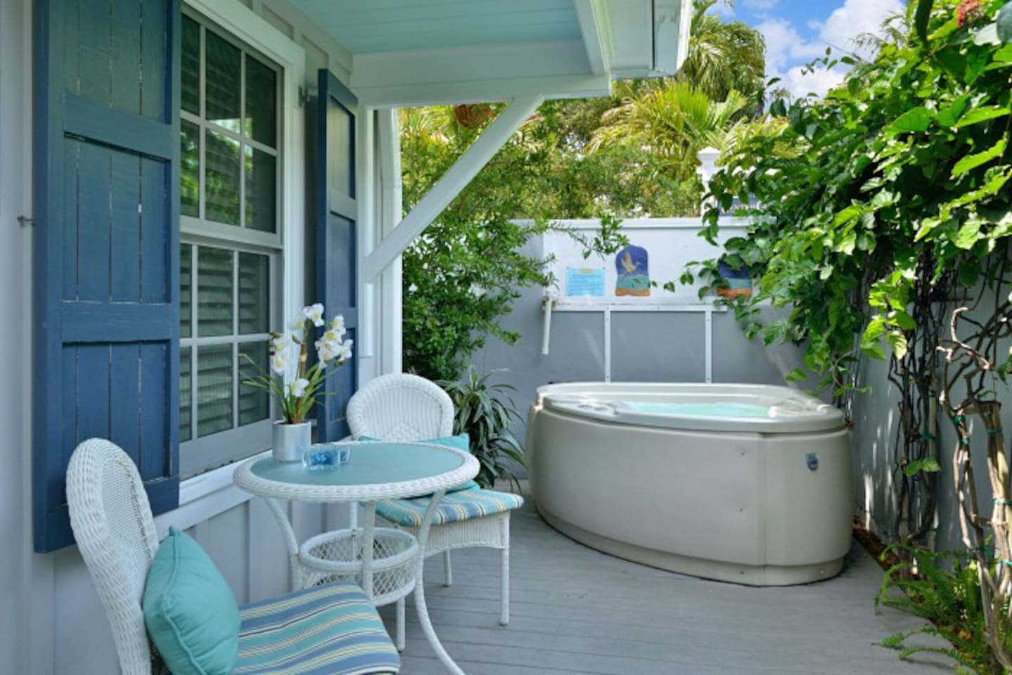 Airbnb Key West with Pool and Hot Tub