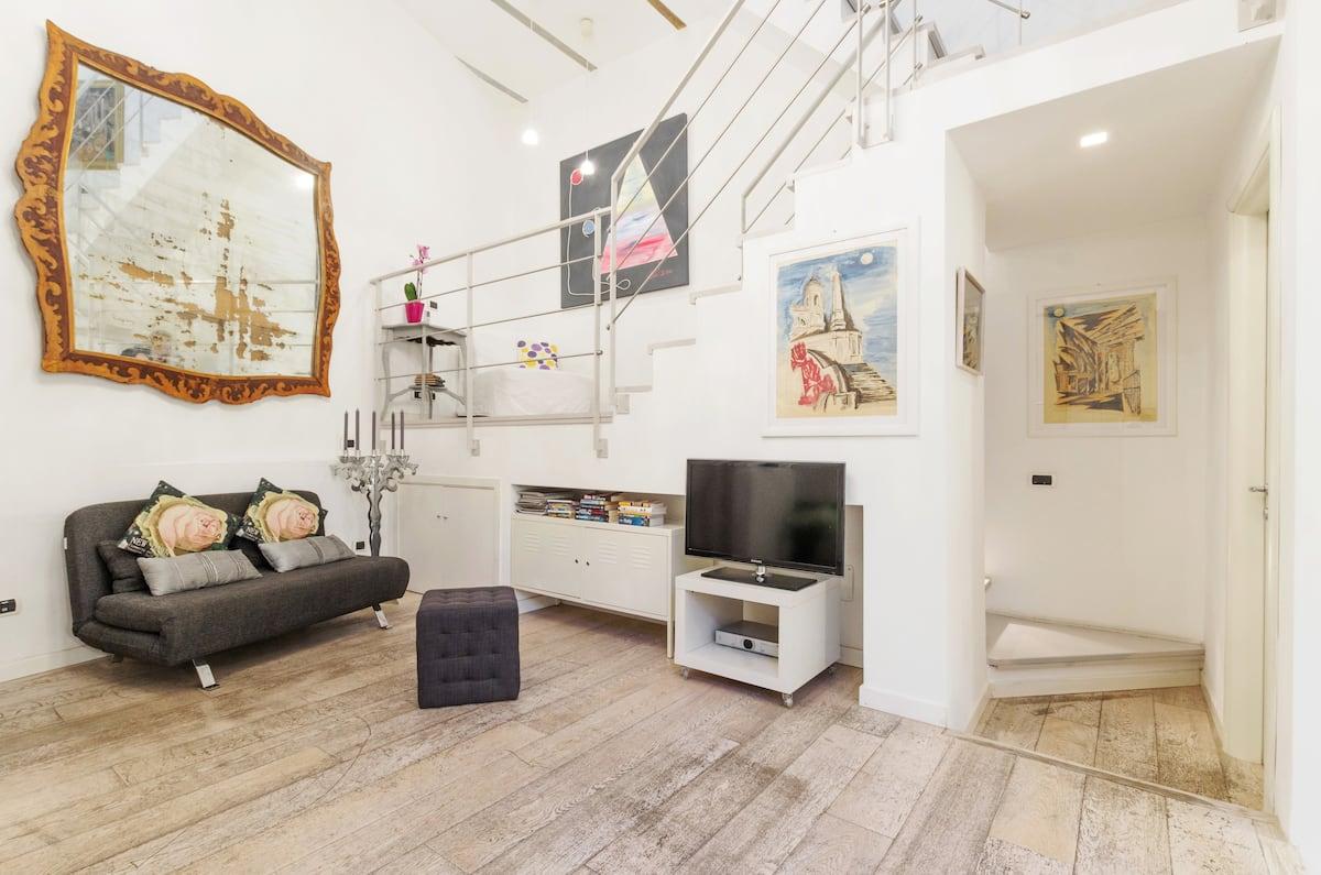 Airbnb Rome near Colloseum