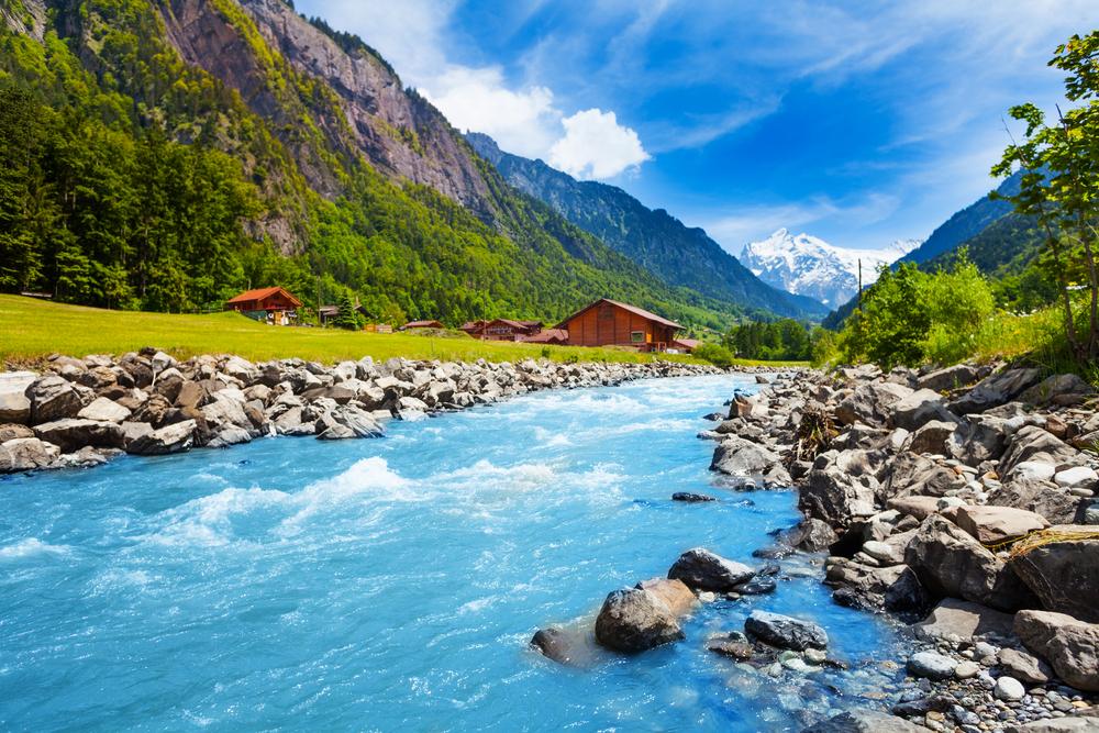 Airbnb Swiss Alps