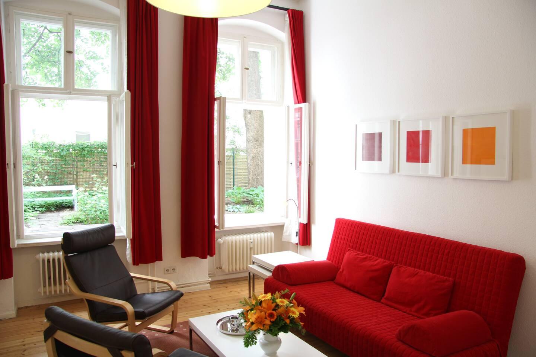 Airbnb in Berlin Germany