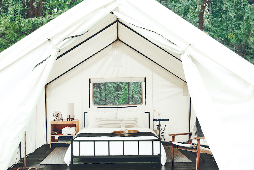 Airstream Glamping on Russian River