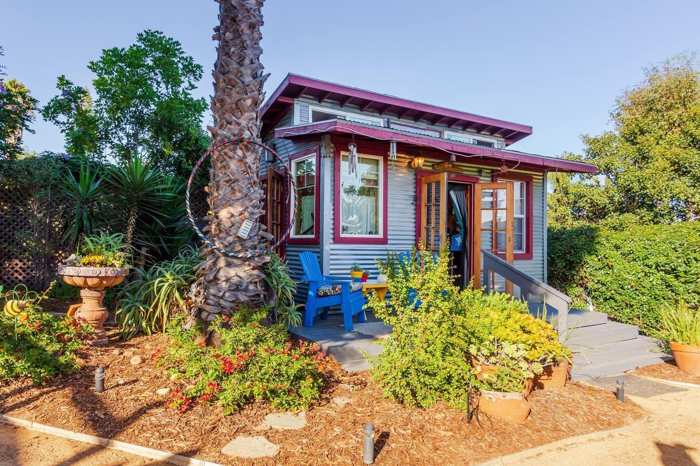 Art Studio Retreat:Rustic Cabin San Diego