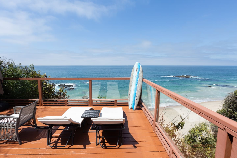 Beachfront Airbnb Laguna Beach