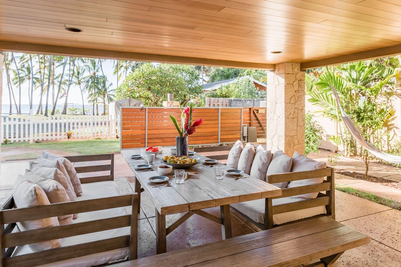 Beachfront Airbnb Maui