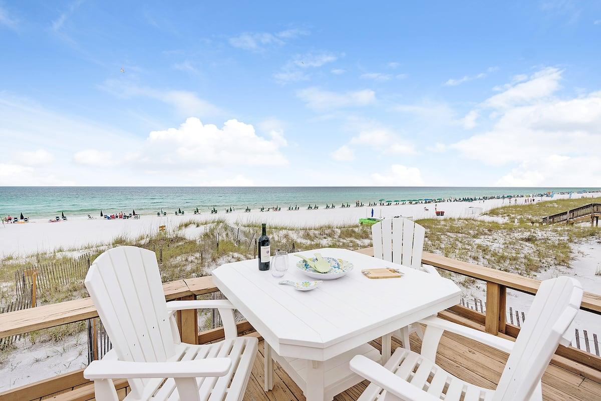 Beachfront airbnb destin fl